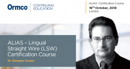 ALIAS – Lingual Straight Wire Certification Course